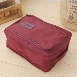 The new generation shoe shoe pouch shoe bag admission package travel pouch factory wholesale outlets(China (Mainland))