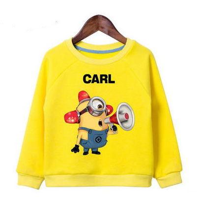 2015 spring autumn children  kids boys girls shirt  Hoodies, Sweatshirts   Fleece pullovers <br><br>Aliexpress