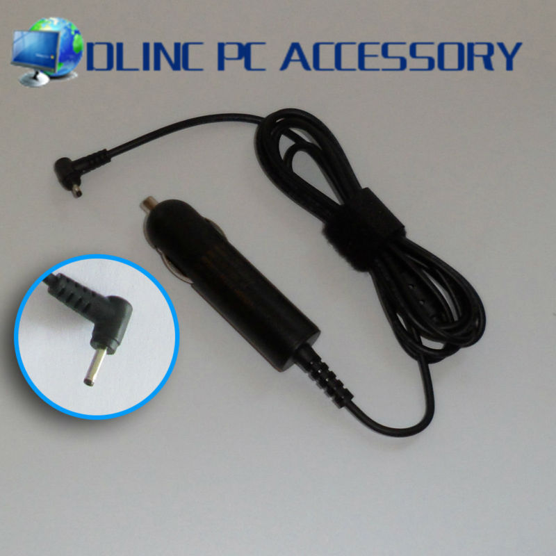 19V 2.1A-40W Laptop Car DC Adapter Charger for ASUS Eee PC Seashell 1215 1215N 1215T 1215P 1016P 1215B 1101HA-MU1X 1101HGO(China (Mainland))