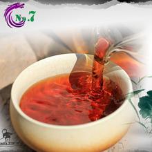 Aroma and health Puerh ripe tea bread 357g stale flavor Pu er Pu er Pu erh