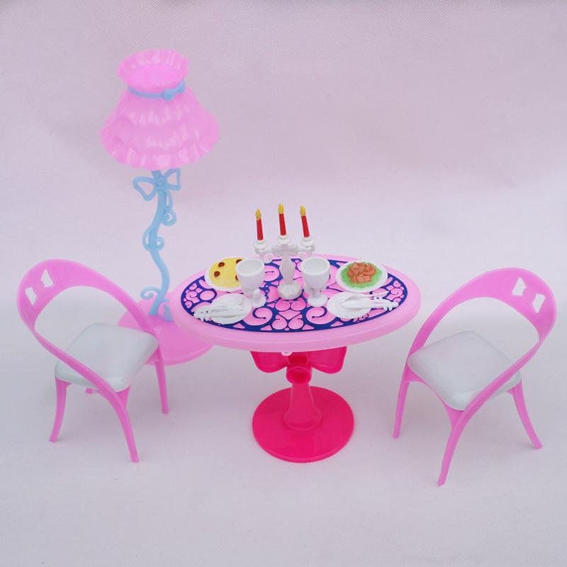 Vergelijk prijzen op barbie vintage fashion online winkelen kopen lage prijs barbie vintage - Tafel roze kind ...
