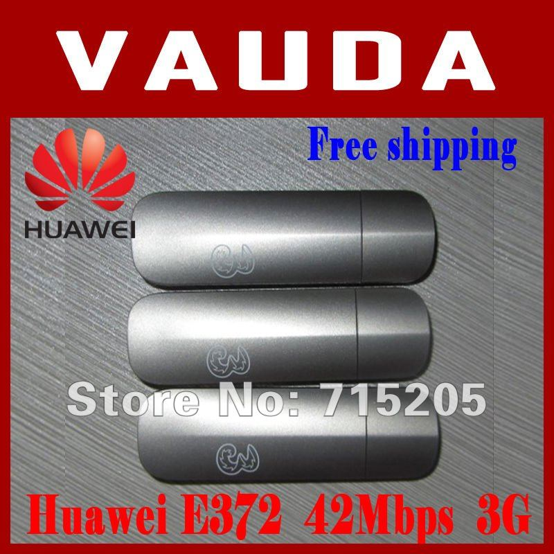 free shipping in stock original unlcoked Huawei E372 42Mbps modem 3g 4G USB wireless modem(China (Mainland))