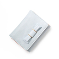 Ladylike Cute Bowknot Wallet Women New Fashion Solid Color Bi fold Purse Designer Concise Soft Small