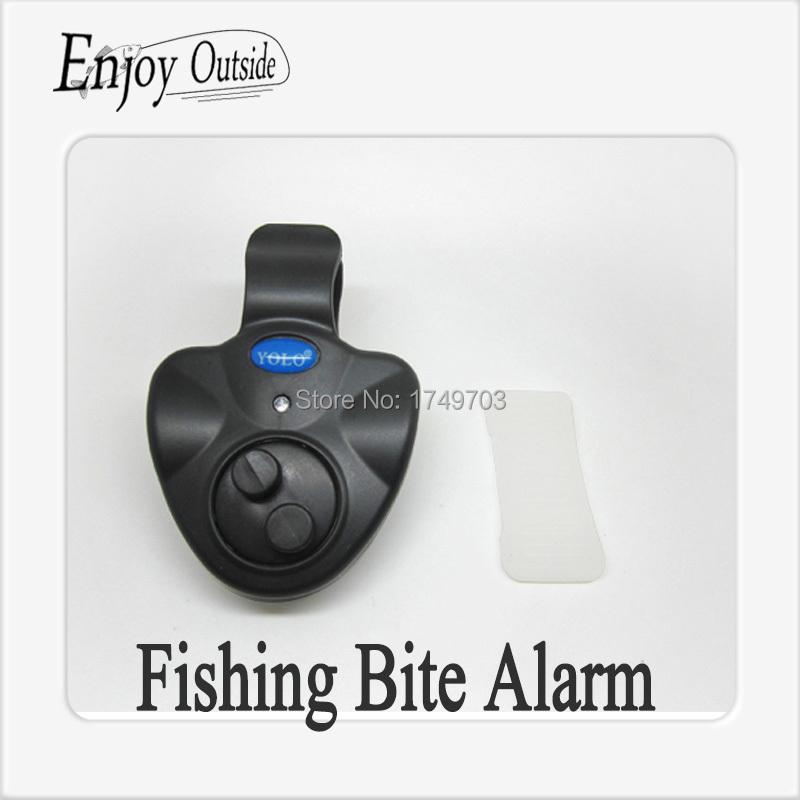 1pcs carp wireless fishing fish bite alarm outdoor fishing for Fishing bite alarms