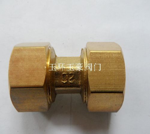 Aluminum plastic tube connector pex pipe fittings copper for Copper to plastic fittings