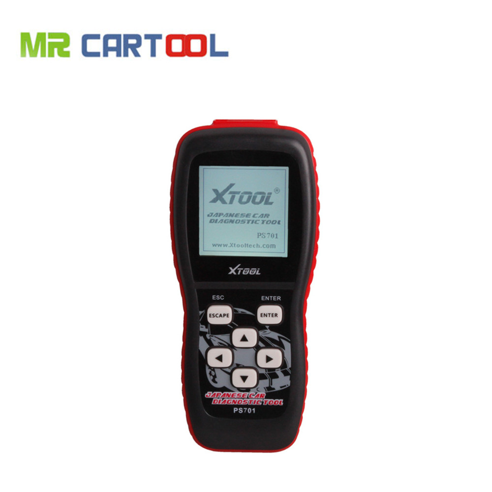 2015 New Arrival High Quality Xtool PS701 JP Diagnostic Tool PS 701 OBD2 Code Scanner for Almost all Japanese Cars(Hong Kong)