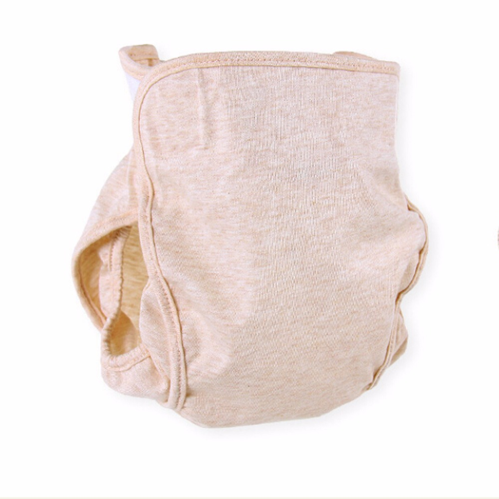 1 Lot High Quality Organic Cotton Baby Diaper Reusable Washable Soft Infant Nappy Cloth 4 Colors Summer Fit Wholesale(China (Mainland))