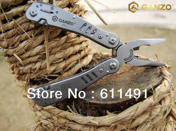 Best Price ! Ganzo G301,Multi Pliers/Tools,with Locking function,quality multi camping tool,with black pouch ! Free Shipping !