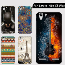 Buy Hot Sale Phone Case ForLenovo Vibe K5/ Lenovo Vibe K5 Plus / A6020a46 / Lemon 3 Cute Cartoon Design Art Painted PC Hard Case for $1.62 in AliExpress store