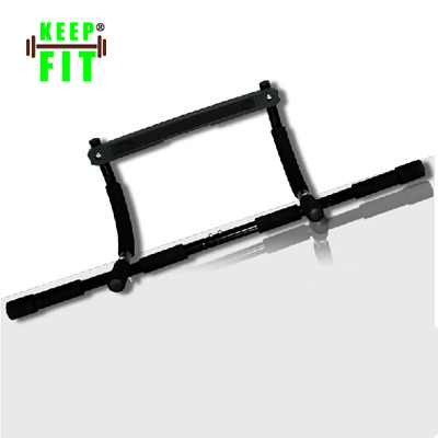 2015 New Black  Fitness Exercise Gymnastics Workout Pull up bar Push Portable  Horizontal bar chin-up fitness equipment indoor<br><br>Aliexpress