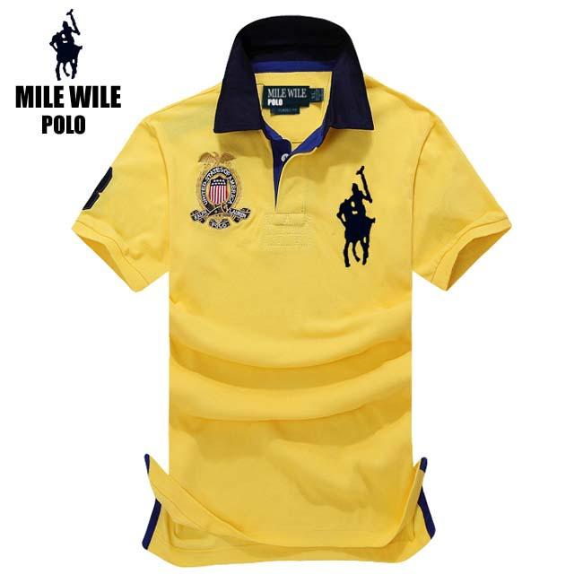 HOT!Wholesale sales!Men's brand t shirts for men t-shirts sports jerseys golf tennis undershirts 100% cotton men's t-shirt(China (Mainland))