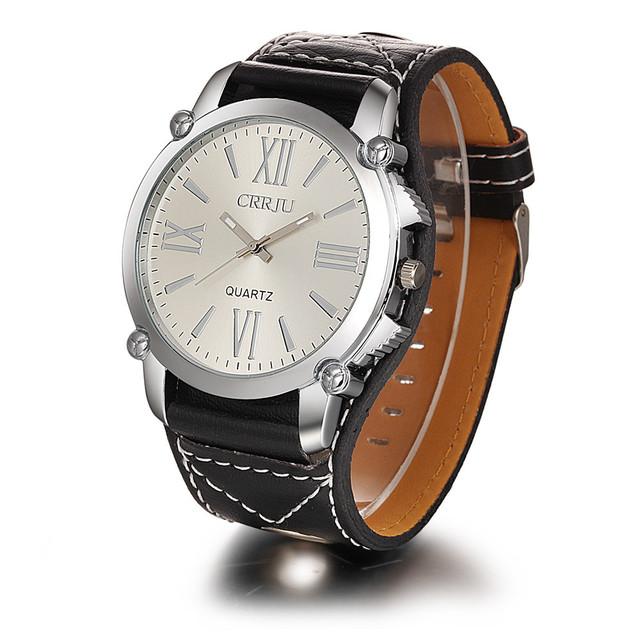 Zegarek damski CRRJU klasyczny rzymskie cyfry różne kolory