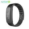 IWOWNFit i6 HR Heart Rate Monitor Smart Band Bracelet Fitness Tracker Activity Smartband IP67 Waterproof for