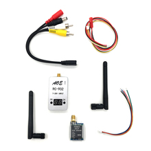 Latest 5.8G 200mW 32 CH TS5823 Transmitter + RC932 Receiver 7-30V DC Input for FPV Wifi Aerial Photo Car Video Backview System(China (Mainland))