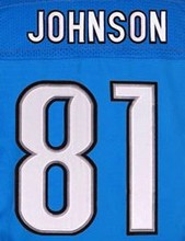 Cheap 81 Calvin Johnson Authentic jersey, 20 Barry Sanders 9 Matthew Stafford sport Blue jersey,Good quality M-XXXL(China (Mainland))
