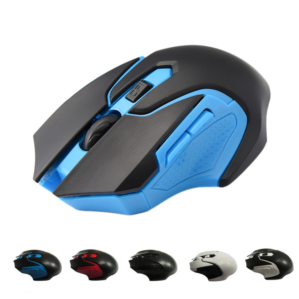 Newest Professional gaming mouse lol cf mice computer pc tablet mouse wireless optical for internet bar video game mouses(China (Mainland))