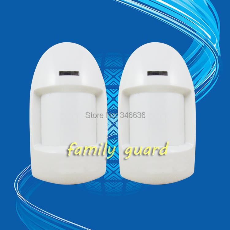 free shipping! 2 Pcs/lot PIR  Infrared Motion Sensor Detector Wired RFI EMI ESD Lightning Protection PCB easy Lock<br><br>Aliexpress