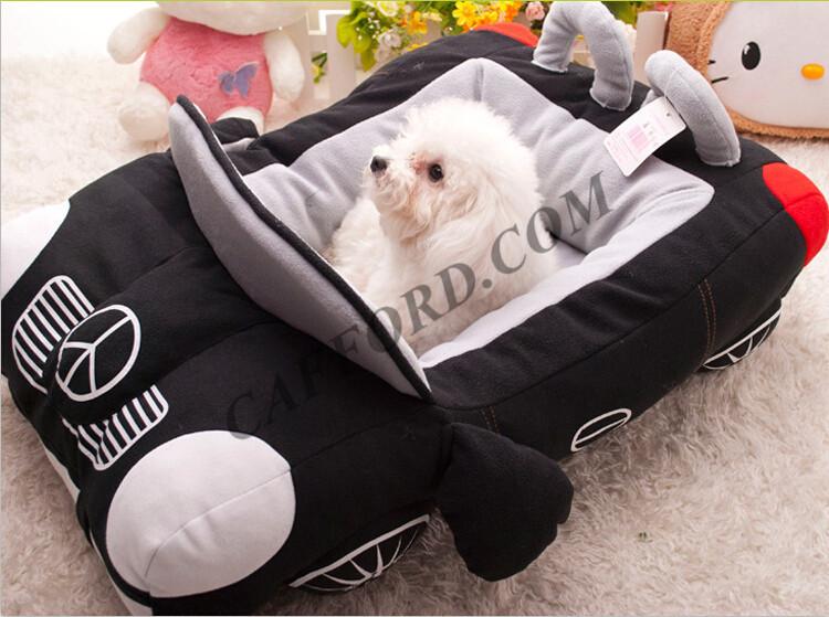 Car style luxury dog beds(China (Mainland))