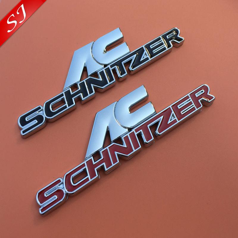 Ac Schnitzer Emblem Promotion-Shop For Promotional Ac