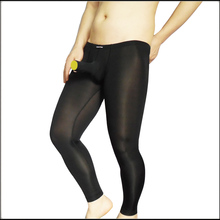 ultra-thin low-waist trousers belt jj sets opening tight-fitting viscose trousers, tights, underwear