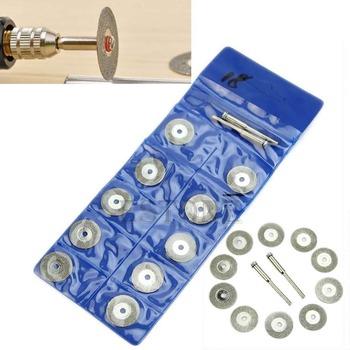 Free Shipping Rotary Tool Circular Saw Blades Cutting Wheel Discs Mandrel Dremel Cutoff 18mm