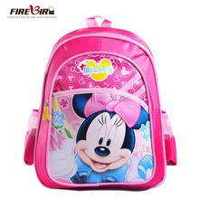 FIREBIRD!Cartoon children school bags 2016 New school bags for teenagers College Wind school bags mochilas infantis HJS03(China (Mainland))