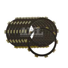 Motorcycle Engine Parts Clutch Friction Plates Kit For HONDA CBR600F2 CBR 600F2 CBR600 F2 CBR 600 F2 91-94 #CP-0002