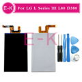 Original For LG L Series III L80 D380 LCD display Screen Replacement Tools Free shipping