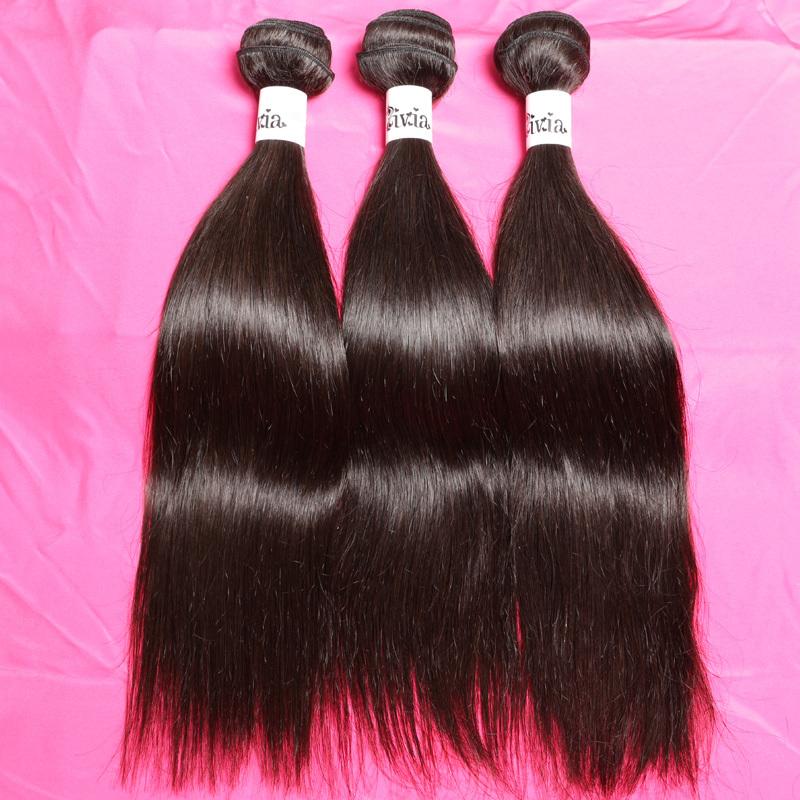Indian virgin hair weave 8''-30''inch free shipping,3pcs human hair extensions,virgin straight hair,7 day return gurantee(China (Mainland))