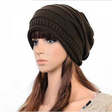2014 hot selling Fashion Autumn hat for women and man Hip-hop head cap sleeve knit free shipping(China (Mainland))