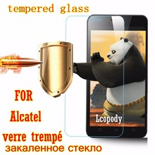 "Buy Premium tempered glass FOR Alcatel One Touch Pixi 3, 4 Pixi3 4.0"" inch 4003 4013 4014 4050 Screen Guard Film elephone celular for $1.79 in AliExpress store"