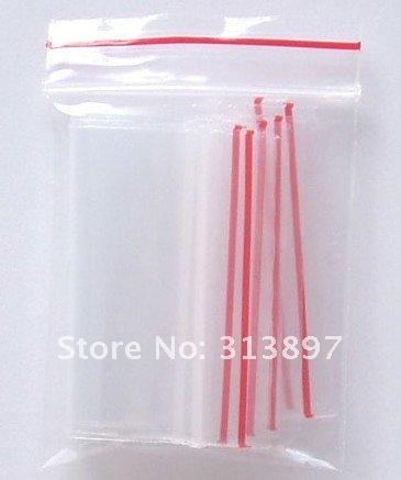 PE-5009 Free shipping! Ziplock Zipper Lock Clear Plastic Bags Card pocket 12x17cm, 200pcs/lot