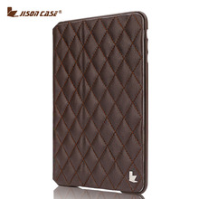 Jisoncase Fashion Smart Case For iPad mini 2 3 Luxury Flip Folio Stand Cover for iPad mini 2 3 Covers & Cases(China (Mainland))