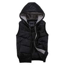 2014 brand new fashionable spring vest male autumn and winter cotton men's outwear(China (Mainland))