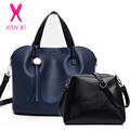 YANXI New Lady PU Leather Fashion Luxury Sets Designer Shoulder Messenger Composite Vintage Bags Handbags Women