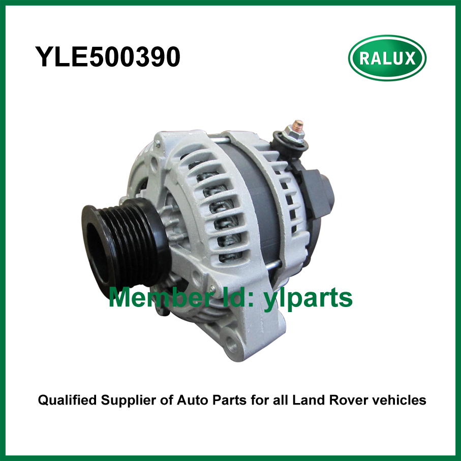 YLE500390 YLE500190 4.4L petrol car alternator for Discovery 3 Land Range Rover 2002-2009 auto spare parts China factory supply(China (Mainland))