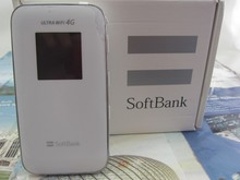 ZTE WiFi 4G SoftBank 102z LTE Mobile Hotspot Pocket Router - WLAN to Go store