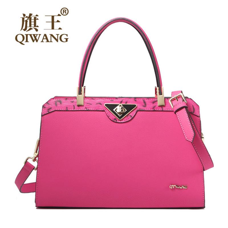 brand women bag genuine leather bag fashion High quality fashion women handbags shoulder bag<br><br>Aliexpress