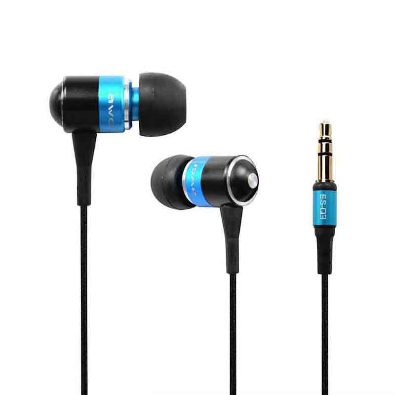 3.5MM Jack Ear Earphone Super Bass Music Brand Awei ES-Q3 IPhone/Samsung/MP3/MP4 Noise Cancelling - Thinkmore Technology Co.,Ltd store