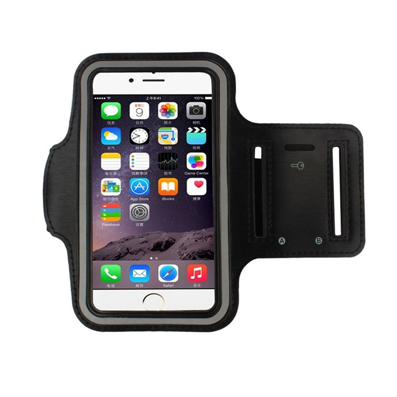 Waterproof Sport Arm Band For iPhone 6 Case For Samsung Galaxy S7 Mobile Phone Bag Running Band Gym Cover for Huawei P8 lite <(China (Mainland))