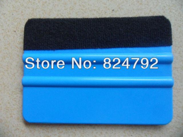 Top Quality 2pcs 3M Deluxe Car Auto Vehicle Window Vinyl Film wrap Application installation Scrape Tools Scraper Kit