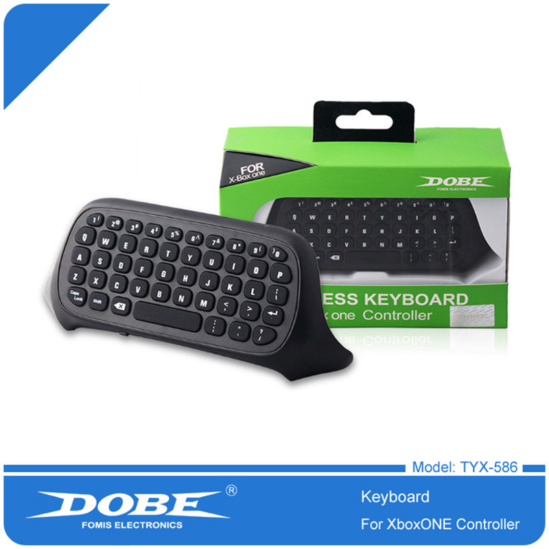Wireless bluetooth Game Messenger Chatpad Keyboard Keypad Text Pad For Microsoft Xbox one xboxone Controller Video Games gaming(China (Mainland))