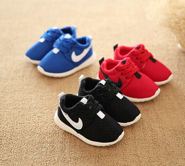 2015 Hot Sale! Autumn Fashion Children shoes Boys and Girls shoes Casual Sneakers soft bottom Kids shoes sneakers(China (Mainland))