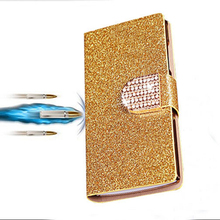 Buy Luxury shinning PU leather case For Oneplus One 1+ A0001 One Plus One flip stander wallet phone cases cover with card slot for $3.79 in AliExpress store