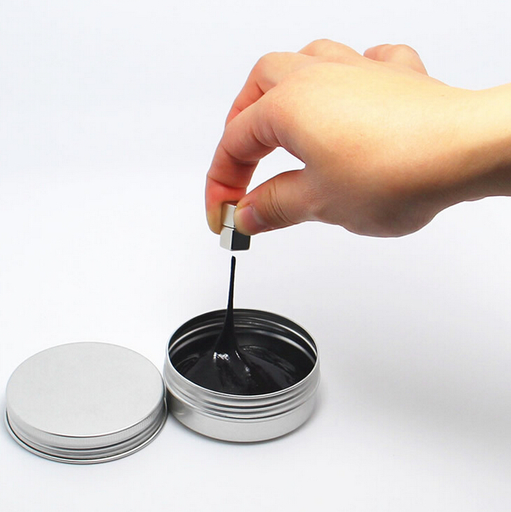 Present Creative Super Magnetic Strong Magnet Putty Desk Awesome Education Fun Toy Gift for Baby(China (Mainland))