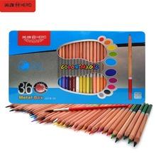 Buy Kids Colouring Pencils 36 lapis de cor profissional Colored Pencils Watercolor Pencils Water-soluble Colour Pencil Set Wholesale for $20.39 in AliExpress store