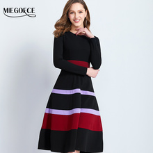 Buy Women Autumn Fitted Dress 2016 MIEGOFCE New Autumn Collection Underskirt Bottoming Shirt European Style Long Sleeves hot for $29.58 in AliExpress store