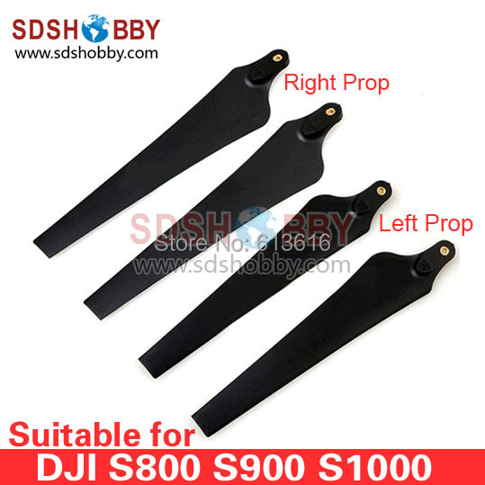 15*5.2in High Quality Universal Fold Clockwise or Counterclockwise Propeller Suitable for DJI S800 S900 S1000 *1pcs(China (Mainland))