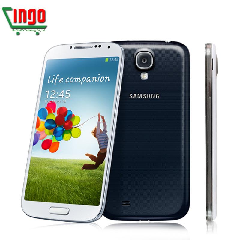 Original Samsung Galaxy S4 i9500 Phone Quad-Core 2GB RAM 16GB ROM 13MP Camera Samasung s4 Refurbished Hot mobile(China (Mainland))