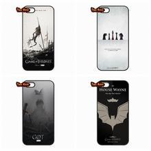 Samsung Galaxy 2015 2016 J1 J2 J3 J5 J7 A3 A5 A7 A8 A9 Pro Games Thrones GOT Case Cover Coque - Ten End Cases store